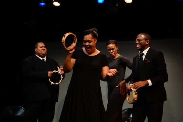 Image from the play Mother Emanuel